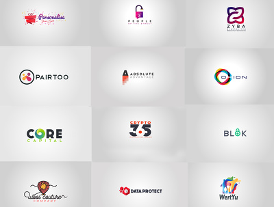 Design an exceptional & unique logo concepts