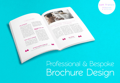 Professionally design your CATALOGUE|BROCHURE|LOOK-BOOK|MAGAZINE