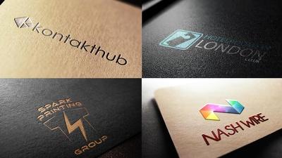 Design perfect eye catching business logo ,bespoke