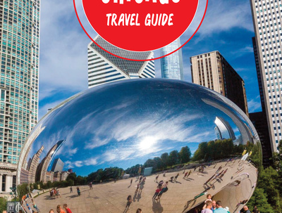 Design an eye-catching and professional Travel Guide Cover