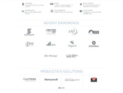Convert your landing page design into responsive website