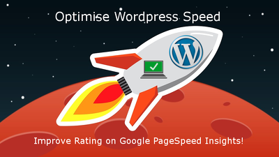 Improve your Wordpress website page speed on Google PageSpeed