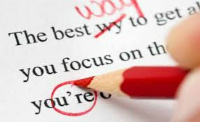 Proofread 1000 words to perfect English