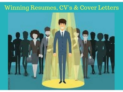 Professionally rewrite your CV in 48 hours