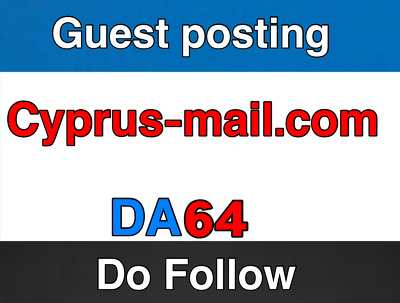Publish guest post on cyprus-mail – cyprus-mail.com –  DA 64