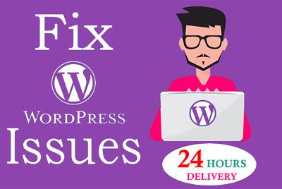 WordPress Development & fix all kind of issues