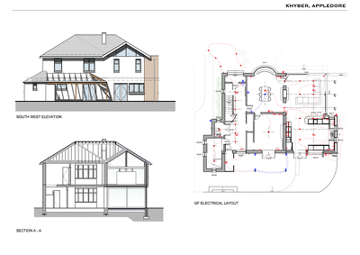 Carry out a residential/small commercial measured survey