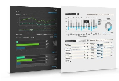 Design and develop business dashboards for board meetings