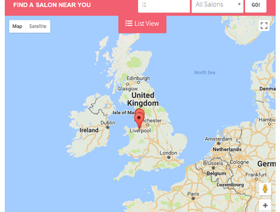 Add a map with custom marker pins to your site
