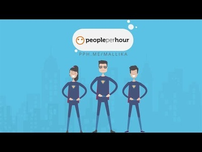 Make amazing 2d Animated Explainers Videos