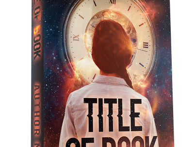 Create a 3d cover of your book