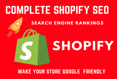 Do Complete Shopify SEO To Make Your Store Google Friendly