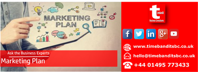 Create a marketing plan that help structure your marketing mix
