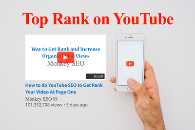Do YouTube SEO To Rank Your Video At Page One