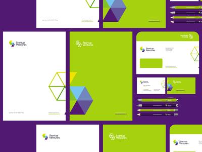 Design professional Brand stationary