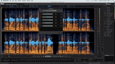 Remove unwanted noise from any audio file (up to 5 minutes)