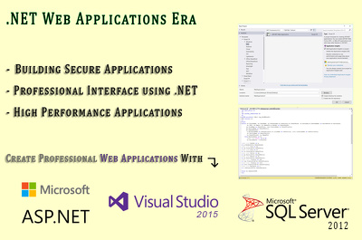 Build Professional Dot Net Web Application For You