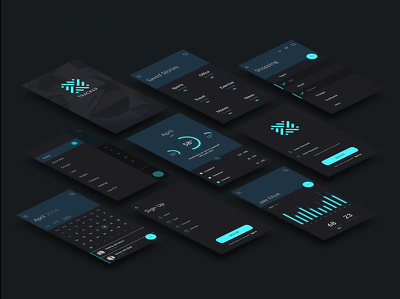 Design *Premium* Professional UI / UX For Android / iOS / Window