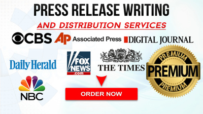 Write Premium Press Release And Distribute Press Release 500+