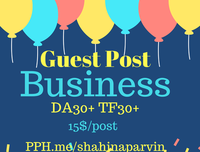 business Niche Guest Posting
