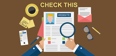 SEO Check Your Website With Full Report