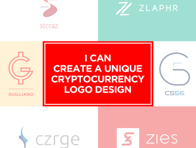 Create a unique cryptocurrency logo design