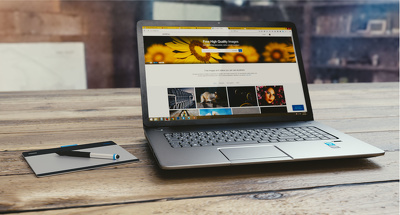 Design/develop homepage of your website in wordpress