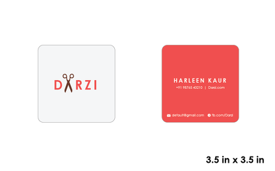 Design your business card for $55
