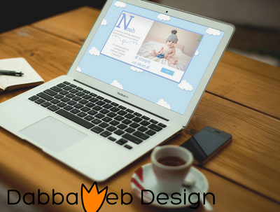 Create you a personalised event website (wedding, birthday etc)
