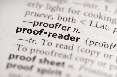 Accurately Proofread your Content of up to 1000 words