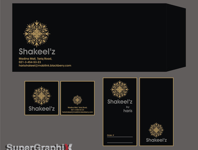 Design Business Card & Stationary