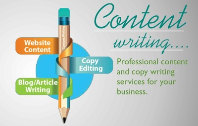 Deliver high quality content editing and writing services