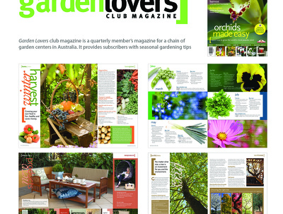 Design your 12 page magazine