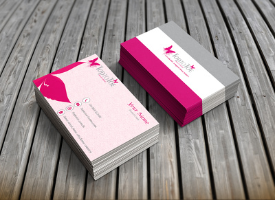 Design simple business stationery with FREE QR code