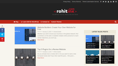 Write & Publish Guest Post on Rohitink.com, DA 76, Dofollow Link