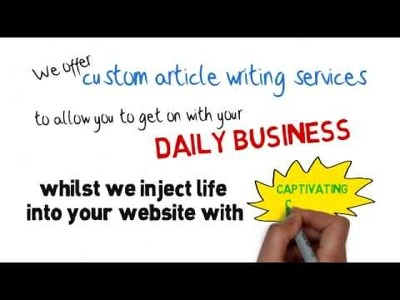 Write articles of 500 words on any topic within a day