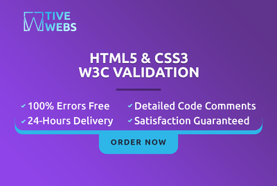Validate Html Css Code With W3c