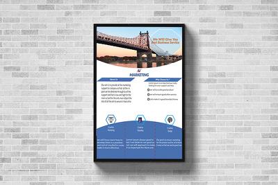 Make standout Business Brochure .