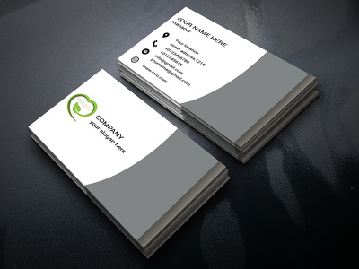 Design business card, Letterhead and stationary Branding