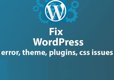 Create, customize, fix error, issues on your wordpress site