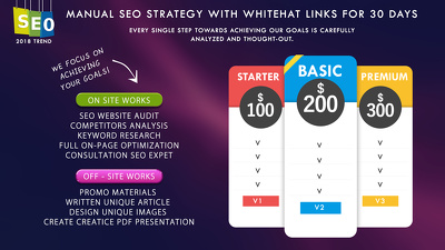 Top Organic SEO strategy to get your Website on top Google Page