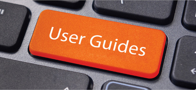 write user guide, manual, FAQ, step-by-step- tutorial