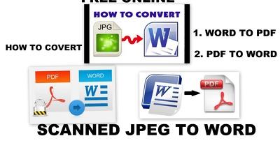 PDF to Word Convert