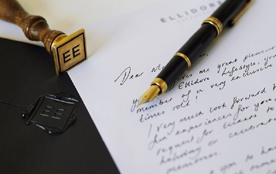 Write a business introduction letter of 400 words