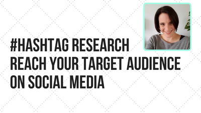Deliver a list of topics & hashtags to reach your audience