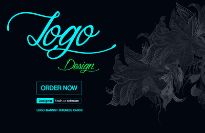 Design any kind of professional logo