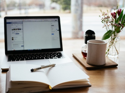 Write a month's worth of blog content