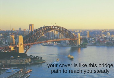 Design a cover image for your face book profile