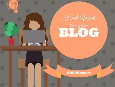 Provide Professional Blogging Services Fast