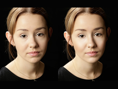 retouch your images professionally | 2 Photo